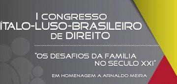 I Congresso Ítalo-Luso Brasileiro