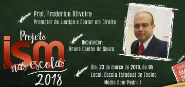 """Palestra: """"Igualdade material na Constituição de 1988: Acesso a educação como direito constitucional dos surdos no Brasil de hoje"""""""