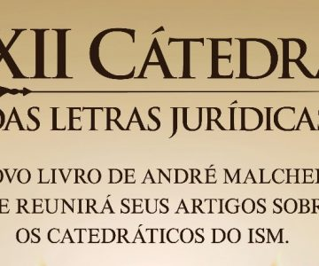 Livro: As XII Cátedras. Homens das Letras Jurídica no Pará.