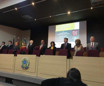 Solenidade de abertura do VIII Congresso Luso-Brasileiro