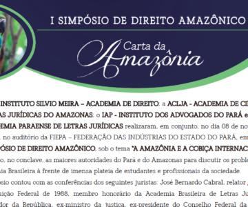 Carta da Amazônia