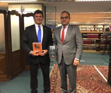 Lançamento da reedição das obras de Silvio Augusto de Bastos Meira no Supremo Tribunal Federal