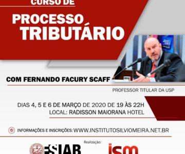 Curso Processo Tributário com Prof. Fernando Scaff